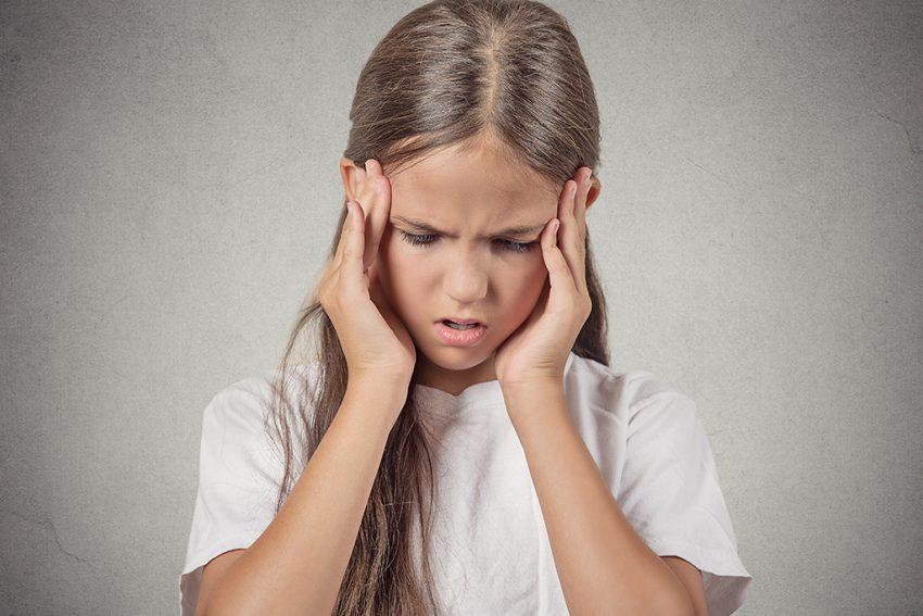 От чего может кружиться голова у подростка